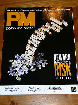 Pm People Management July 2011 Redeployment, Gay Leaders, Hr In Ireland, Reward