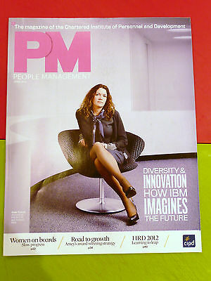 Pm People Management Mag Apr 2012 Diversity Interview Skills Social Media