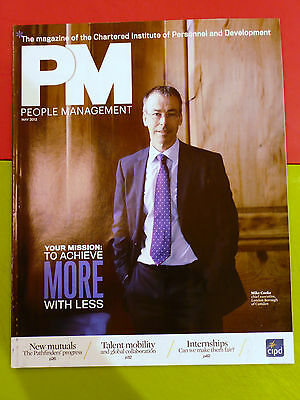 Pm People Management Mag May 2012 Internships Global Talent Mobility Camden