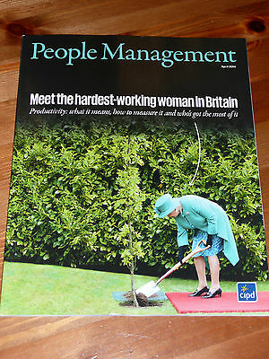 Pm People Management Hr Magazine Apr 2014 Productivity Tribunals Demystified