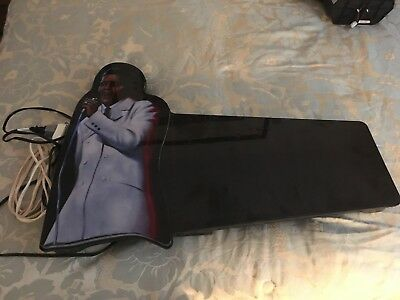 Very Rare Elvis Slot Machine Topper Pinball Gameroom Elvis Lives Check Out Video