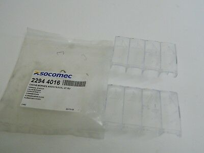Socomec 22944016 4 Pole Terminal Shield SIRCO M 100-160A switch bodies