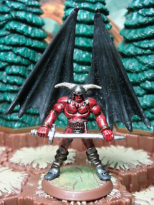 Taelord the Kyrie Warrior Heroscape Malliddon's Prophecy