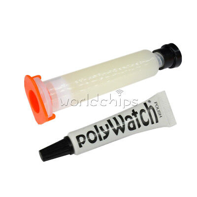 NC-559-ASM Solder Paste 5g POLYWATCH Remover Polish Scratches of Watch Plastic