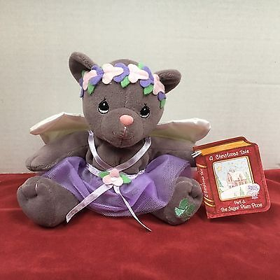 Precious Moments Tender Tails Part 3 Sugar Plum Dance 6 Inch Plush Doll W/ Tags