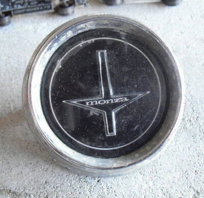 Vintage 1950s Monza Car or Truck Horn Button Cover