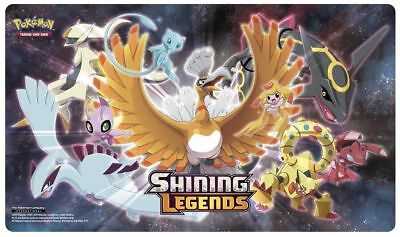 Pokemon TCG Shining Legends Super-Premium Collection Box PLAY MAT Playmat