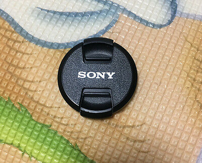 Sony NEW Snap On Lens Cap 49mm Cover protector for SONY E-MOUNT NEX Lens