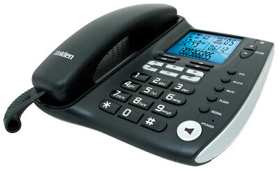 Uniden Fp1200 Corded Phone With Advanced Lcd And Caller Id Display