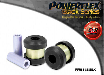 Audi RS3 (15-) Powerflex Black Series Rear Lower Arm Inner Bushes PFR85-818BLK