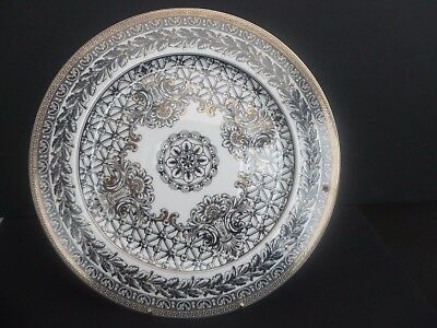 Rosenthal Authentic Versace Ikarus Marqueterie 30Cm Charger Plate New Boxed Rare