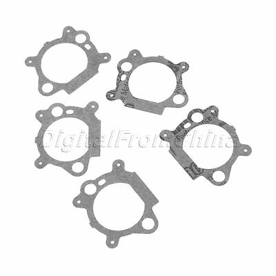 Air Cleaner Mount Gaskets For Briggs & Stratton 795629 272653S Lawnmower 5pcs