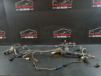 2006 ford escape engine motor electrical wire wiring harness 4x4 at 3 0l ac