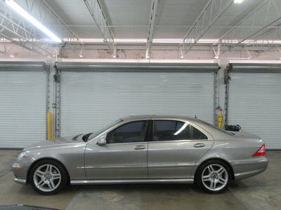 2006 Mercedes-Benz S-Class S430 4dr Sedan 4.3L PRISTINE CAR AMG SPORT PKG 9.9 OUT OF 10 FLORIDA NONSMOKER SERVICED AND WOW!
