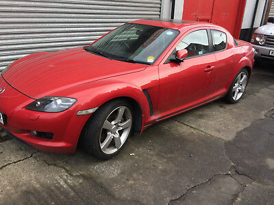 2004 MAZDA RX8 , Genuine 40,000 miles , 231ps model , EXCELLENT ENGINE & GEARBOX