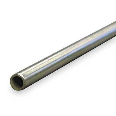 "9/16"" OD x 3 ft. Welded 304 Stainless Steel Tubing"