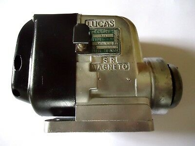FORDSON LUCAS SR4 MAGNETO. reconditioned.