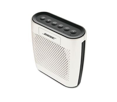 Bose SoundLink Color Portable Rechargeable Bluetooth Speaker Colour White