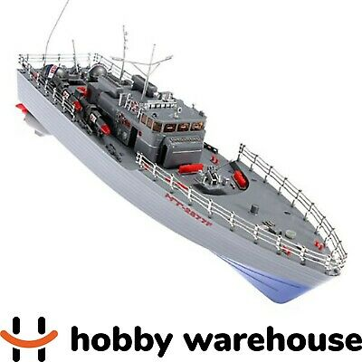 1/115 Scale Radio Control Boat Torpedo Boat RC Warship