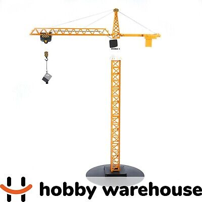 Remote Control RC Tower Slewing Crane Construction Toy