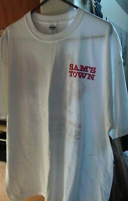Sams Town Hotel & Casino Las Vegas T-Shirt (2 Available) Large or XL + BONUS