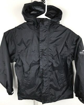 Pacific Trail Pactech Performance Vented Waterproof Breathable jacket Youth M