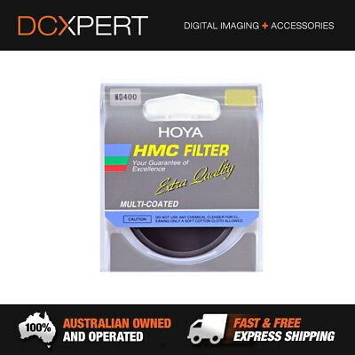 Hoya 77mm NDx400 HMC Filter & Bonus 32GB USB Flash Drive