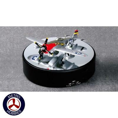 Trumpeter Turntable 7inch (182mm) Round (Battery Operated) TRD09835 Brand New