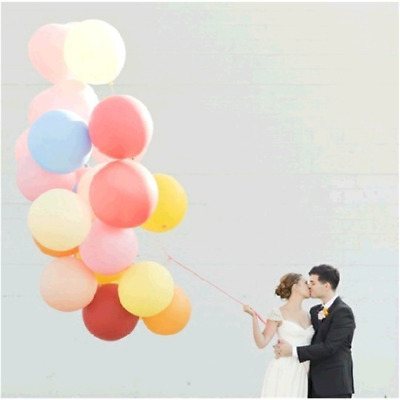 5 Pcs Wedding and Party Decoration Ballons 36 Inchs Big Latex Balloons