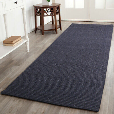 Brown Natural Sisal Floor Rug Mat 80x400cm Runner Boucle Modern Flatweave
