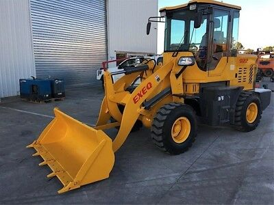 Wolf articulated front end wheel loader similar Agrison, Hercules 1.2ton bucket
