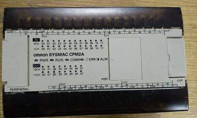 1PC NEW Omron CPM2A-40CDR-D PLC Module In Box #017