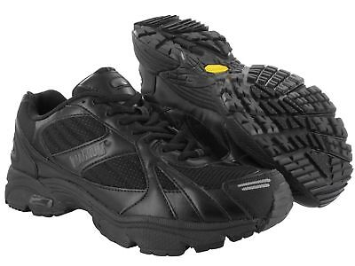 Magnum Must Black Mesh Running Trainers Shoes UK 11 M.O.D. Cancelled Order