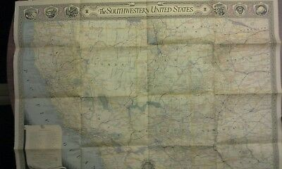 17  National Geographic maps between 1935-40
