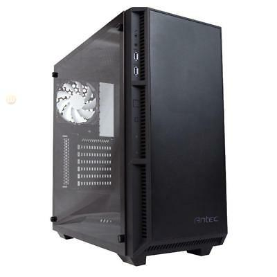 Intel i7-7700 3.6GHz 8G RAM 120G SSD 1TB HDD GTX1050 High-Performance Gaming PC