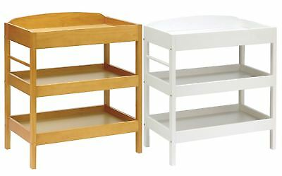 East Coast Clara Dresser Storage Shelves Baby Kid Toddler Nursery Furniture BNIB