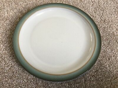 denby regency green side plate first quality 1st