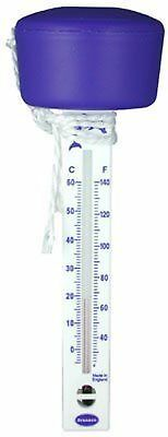 Floating Swimming Pool Or Pond Thermometer Easy To Read Water Temperature Scale