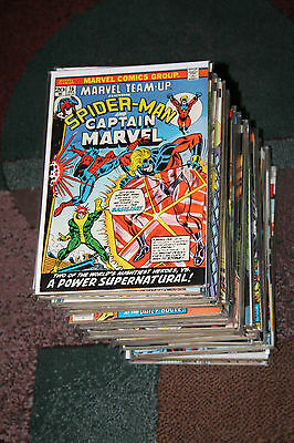 Marvel Team-Up Lot! Run! Collection! 1-150! 135+ Books! 55, 56, 95, 141!