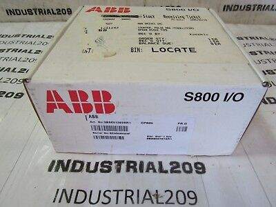 Abb Pulse Counter S800 I/O 3Bse013228R1 Dp820 New In Box