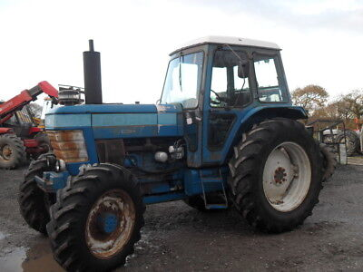 Ford 8210 4WD Q Cab - BREAKING FOR SPARES