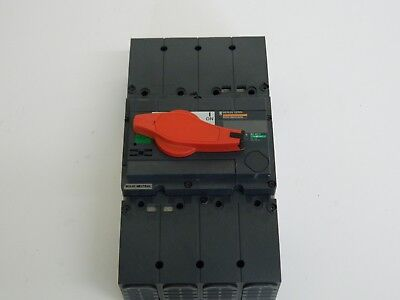 Merlin Gerin INS250 4P Interpact Switch Disconnector 250Amps 4 Pole