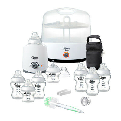 Tommee Tippee Closer To Nature Essentials Starter Kit Gen2 - White