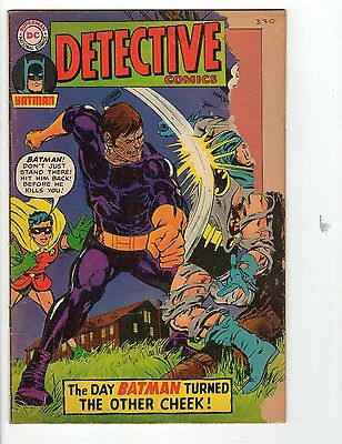 Detective Comics #370 Fr 1.0 Cream to Off White Pages 1st Adams on Batman
