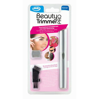 Beauty Trimmer Pro Augenbrauentrimmer Trimmer Gesichtshaare