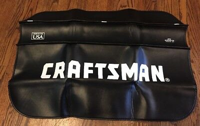 Craftsman Fender Cover Made In USA Black In Package New Old Stock