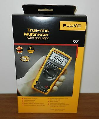 Fluke 177 True RMS Digital Multimeter - Brand New