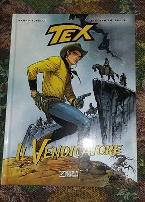 Tex: Il Vendicatore