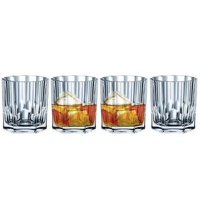 Nachtmann Crystal - Aspen Whisky 324ml set of 4 (Made in Germany)