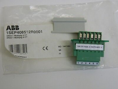 ABB XR00/1 Multiplug 6 CT 1SEP408512R0001